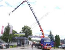 Ciężarówka MAN TGS 35.480 PALFINGER PK 50002 EH FLY JIB 8X4 platforma burtowa używana