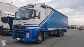 Camión tautliner (lonas correderas) usado Volvo FH12 420