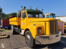 Camion benne occasion Scania TORPEDO 80 ,305 KM, FULL STEEL, No rust
