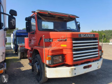 Camion sasiu second-hand Scania TORPEDO 82M 360KM, Full Steel, No Rust!!!