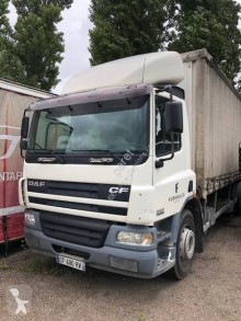 DAF CF75 250 truck used tautliner