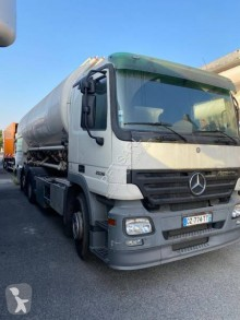 Camion Mercedes Actros 2536 citerne alimentaire occasion