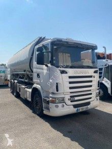 Camion citerne alimentaire occasion Scania G 400