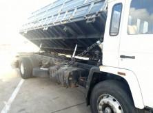 Camión Volvo FL6 616 volquete volquete bilateral usado