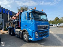 Volvo FH 540 truck used timber