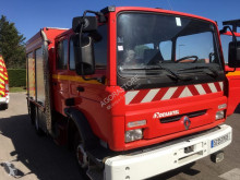 Camion Renault S150 pompiers occasion