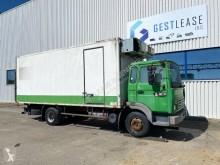 Camion frigo incidentato Renault Midliner S 150