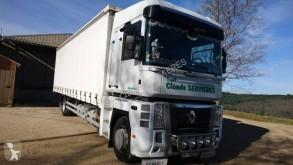 Camion Renault Magnum 480 DXI obloane laterale suple culisante (plsc) second-hand