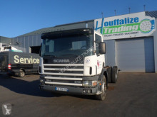 Camion Scania 114 340 châssis occasion