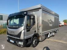 Camion plateau brasseur Iveco Eurocargo 120 E 22