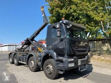 Iveco Trakker 340 T 45 truck used hook arm system
