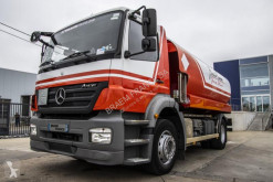 Used oil/fuel tanker truck Mercedes Axor 1840