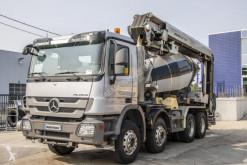 Camion Mercedes Actros calcestruzzo rotore / Mescolatore usato