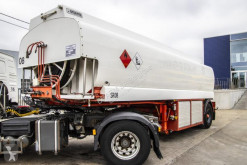 Used oil/fuel tanker truck Stokota CITERNE 23000L/4COMP