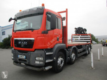 Camion plateau standard occasion MAN TGS 35.400