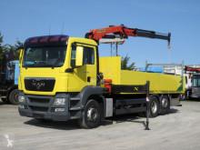 Camion plateau MAN TG-S Palfinger PK 16001
