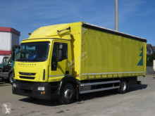 Camion savoyarde nc EuroCargo Schiebeplane