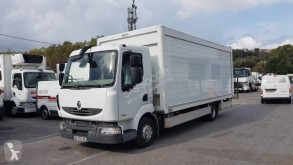Camion fourgon brasseur occasion Renault Midlum 190.12