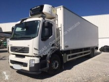 Volvo mono temperature refrigerated truck FE