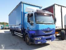 Camión lonas deslizantes (PLFD) usado Renault Midlum 220