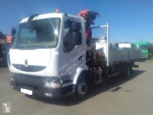 Camion Renault Midlum plateau occasion