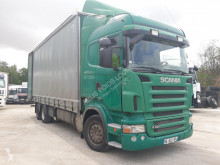 Scania R 420 truck used tautliner