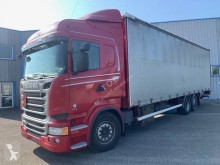 Scania R 410 truck used tautliner