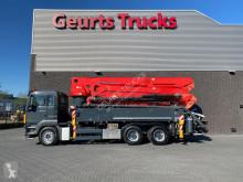 Camion béton malaxeur + pompe MAN TGS 26.440