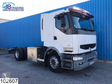 Ciężarówka podwozie używana Renault Premium 420