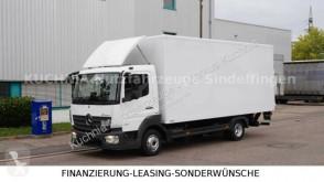 Camion fourgon occasion Mercedes Atego ATEGO 818L Koffer LBW AHK Klima Luftgef. 3-Sitze