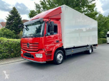 Mercedes ATEGO 1221 ClassicSpace Koffer Motorbremse EURO6 truck used box