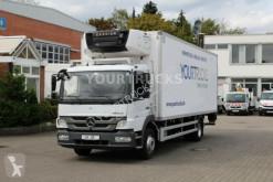 Camión frigorífico usado Mercedes Atego 1318 Carrier Supra 950/Strom/Türen/LBW/FRC