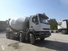 Camion béton toupie / Malaxeur Renault Kerax 400