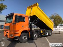 Camión MAN TGA 35.460 volquete usado