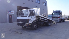 Mercedes 1217 truck used car carrier