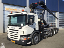 Camion polybenne Scania P 320