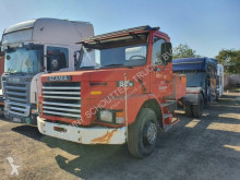 Camion Scania Andere 82M 4x2 cassone usato
