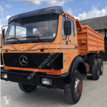 Camion Mercedes 2626 - 6x6 benne occasion
