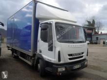 Camion fourgon polyfond occasion Iveco Eurocargo 100 E 22