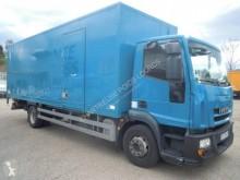 Camión furgón caja polyfond usado Iveco Eurocargo 120 E 18