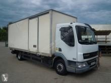 Грузовик DAF LF45 45.210 фургон фургон с покрытием polyfond б/у