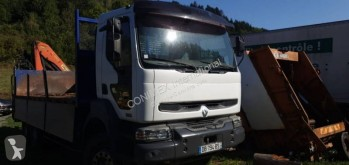 Camion Renault Kerax 370.26 (6X4) benne occasion