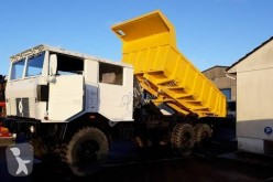 Used half-pipe tipper truck Renault TRM 10000