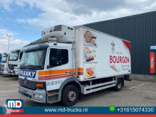 Mercedes Atego 1218 truck used mono temperature refrigerated
