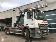 Mercedes Actros 2541 NL truck used hook arm system
