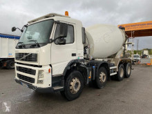 Volvo FM9 380 truck used bulk cement tanker
