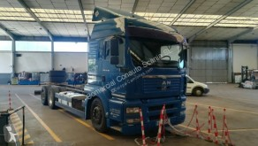 Camion MAN TGX 26.400 châssis occasion