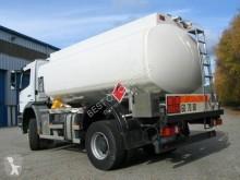 Mercedes tanker truck Axor