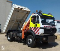 Used tipper truck Mercedes AK 1824