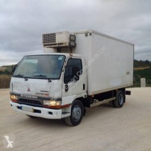 Mitsubishi Canter FE659 truck used refrigerated